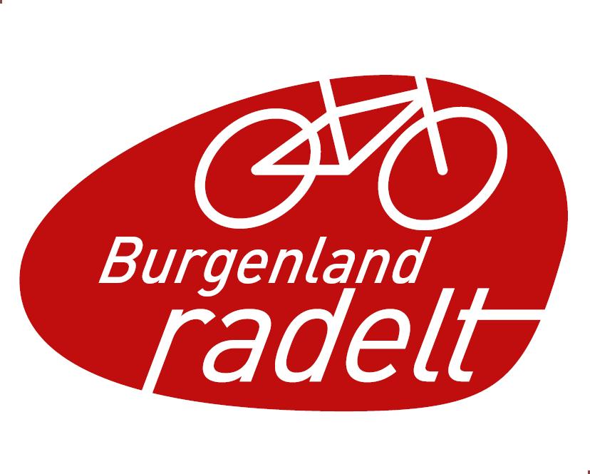 Burgenland radelt Logo