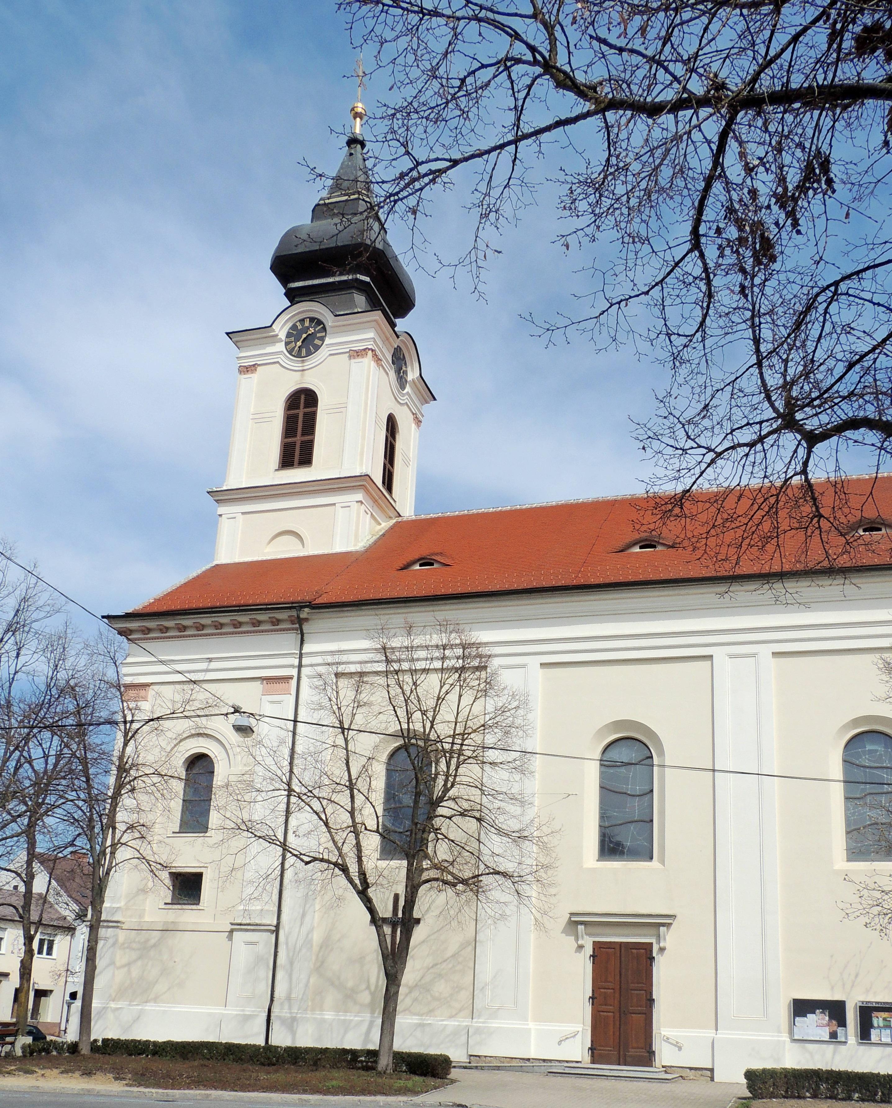 Katholische Kirche Großpetersdorf