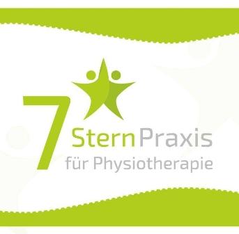 Logo der Siebensternpraxis für Physiotherapie