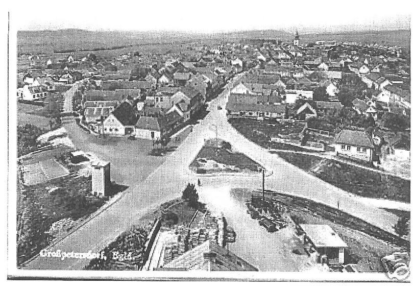 Hauptstraße früher